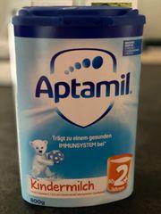 Aptamil Kindermilch neue Verpackung zu