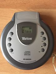 CD Player Tevion mit Anleitung