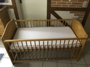 Babybett Kinderbett Holzbett