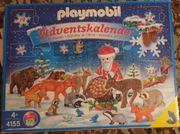 Adwenskalender playmobil Wildfütterung 4155 4
