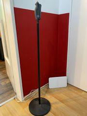 Mikrofon Stativ K M zu