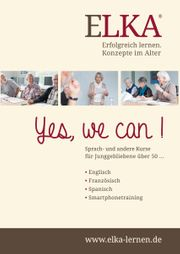 Yes we can Sprach- und