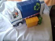 Müllwagen Playmobil
