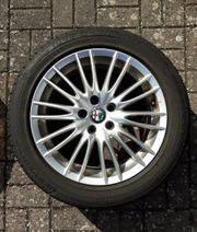 Alfa Romeo Original-Alu-Felgen