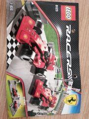 Lego Racers 8123 - Ferrari F1