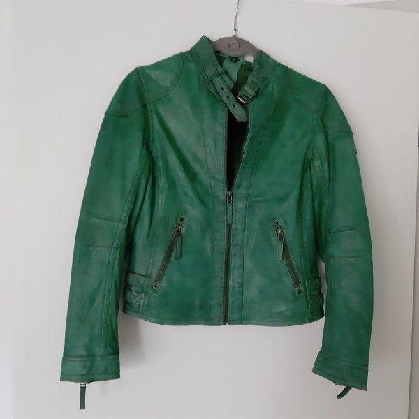 Verkauft Lederjacke von Gipsy