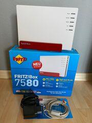 Fritzbox 7580
