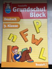 Deutsch Klasse 3 Übungsblock