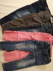 Mädchen Jeans Hosen Größe 92