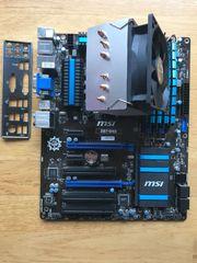 Bundle i5 4570 MSI Z87-G43