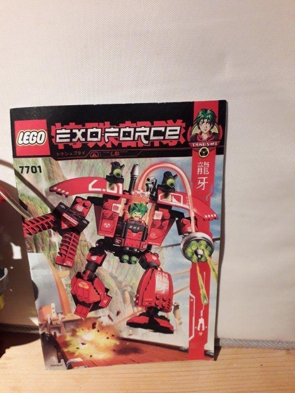 Lego Exoforce komplett