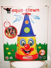 Big Aqua Clown
