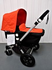 Bugaboo Cameleon 3 in orange-schwarzer