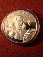 Silbermünzen San Marino
