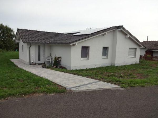 Barrierefreies Wohnen in energiesparendem Haus