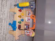 Set von BOB der Baumeister