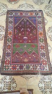 Antiker Handgewebter Teppiche 177 103