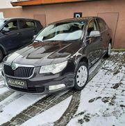 Skoda Superb 4x4 Ambition CR