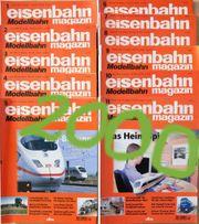 Eisenbahn Magazin Modellbahn gebraucht 1991