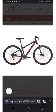 Montainbike gestohlen