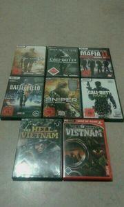Ich Verkaufe meine PC Spiele