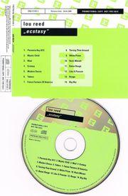 14 TRACK PROMO CD - Lou