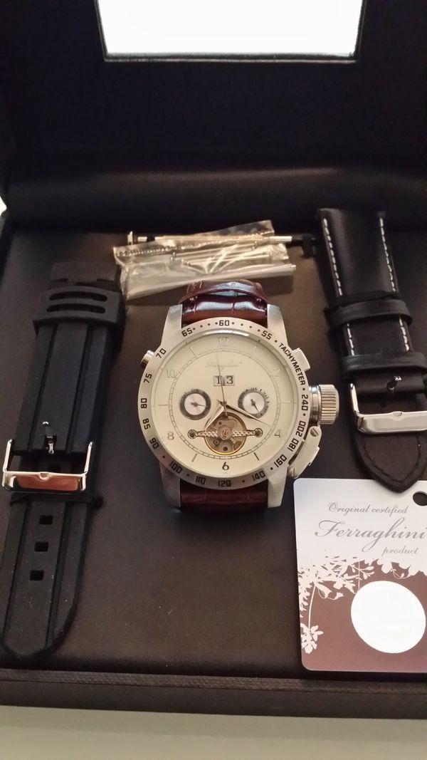 Marken Uhr Ferraghini zu verkaufen