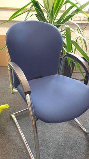 Konferenzstühle 8 Stück