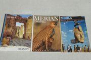 3 MERIAN LIBANON 1965 OSTAFRIKA
