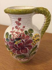 alter Keramik Krug und oder