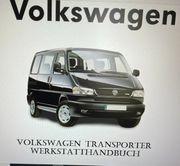 VW T4 Reparaturleitfaden Werkstatthandbuch Stromlaufpläne