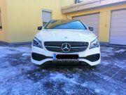 Verkaufe meinen Mercedes CLA-AMG Line