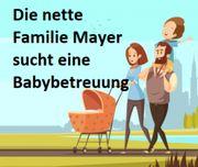 Familie Mayer sucht eine Betreuung