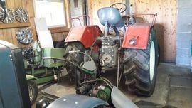 Traktoren, Landwirtschaftliche Fahrzeuge - Traktor Steyr 180a