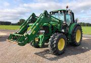 Traktor John Deere 6230 Frontlader