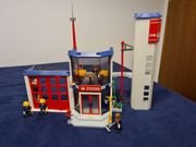 Playmobil 4819 - Feuerwehrstation Zusatzinhalt