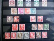Briefmarken Dänemark