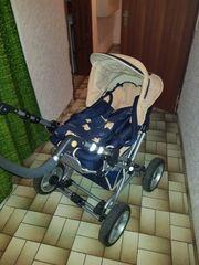 Kombi Kinderwagen von Bruin