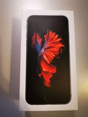 iPhone 6S 32GB iOS14 schwarz