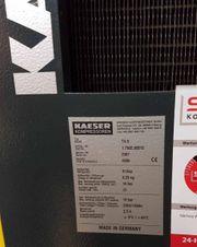 Kaeser Kompressor mit Trockner und