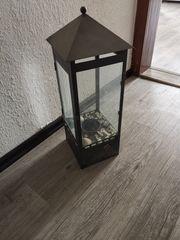 Kleine Laterne Lampe zum befüllen