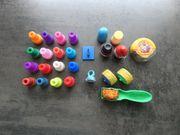 Kinder Stempel Set 26 teilig