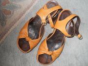 schöne Sommerschuhe - Sandeletten - Sandalen
