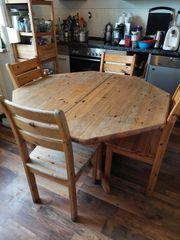 Esstisch Holztisch Massivholz