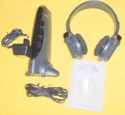 Kopfhörer-System drahtlos