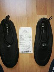 Badeschuhe TechnoPro Gr 39 schwarz