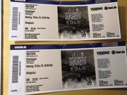 2 x Tickets SOLSTAFIR 16