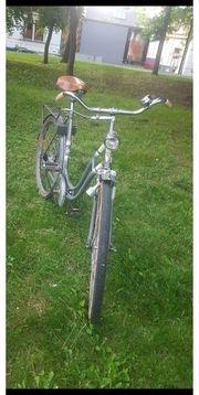 Fahrrad hercules oldtimer 50er Fahrrad