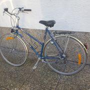 Damen Peugeot Fahrrad
