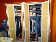 Schlafzimmer Falttürenschrank